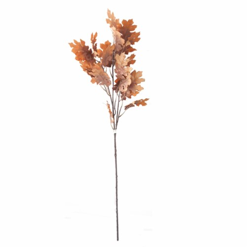 HD Designs Oak Leaves Stems - Assorted Perspective: front