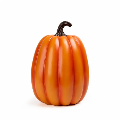Holiday Home® Pumpkin Decor - Orange Perspective: front