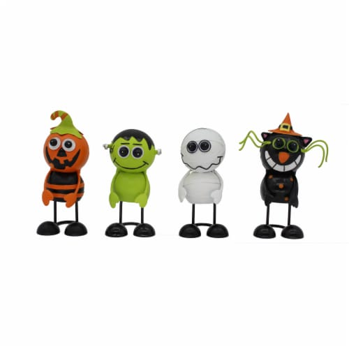 Holiday Home Mini Halloween Figurines - Assorted Perspective: front