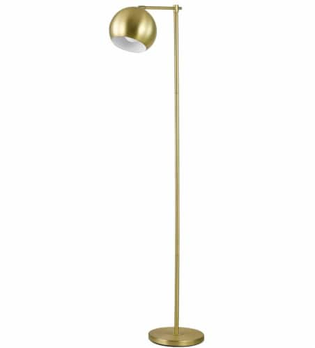 HD Designs Aria Floor Lamp - Gold Perspective: front