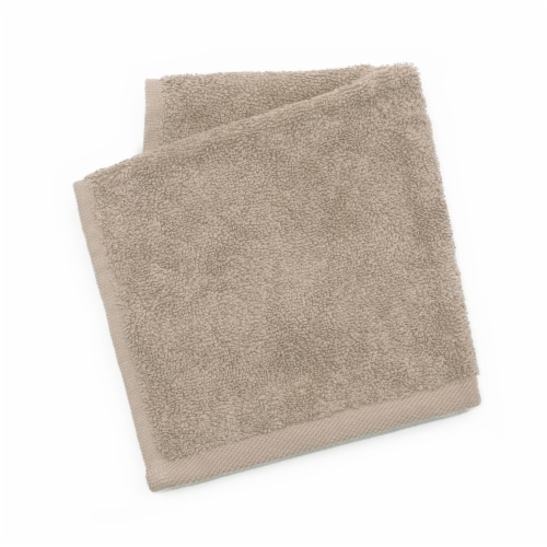 Dip Wash Cloth - Chateau Gray Perspective: front