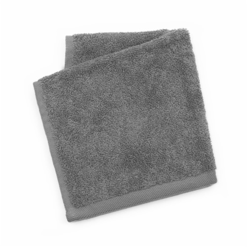 Dip Solid Wash Cloth - Quiet Shade Perspective: front