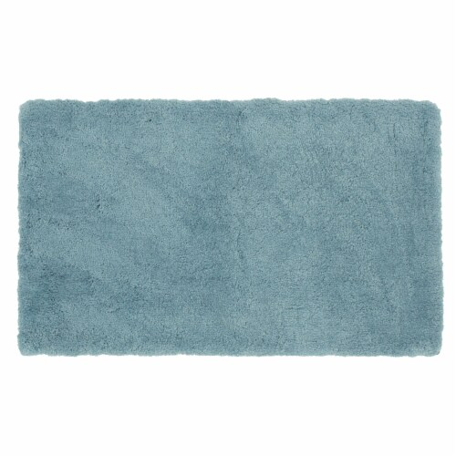 Dip Composition Bath Rug - Quiet Shade Perspective: front