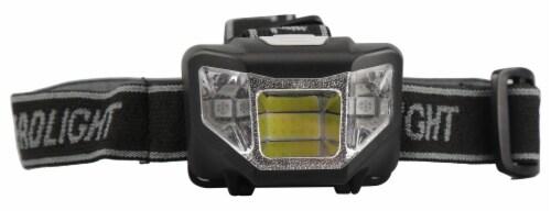 Glacier's Edge LED Headlamp - Black Perspective: front