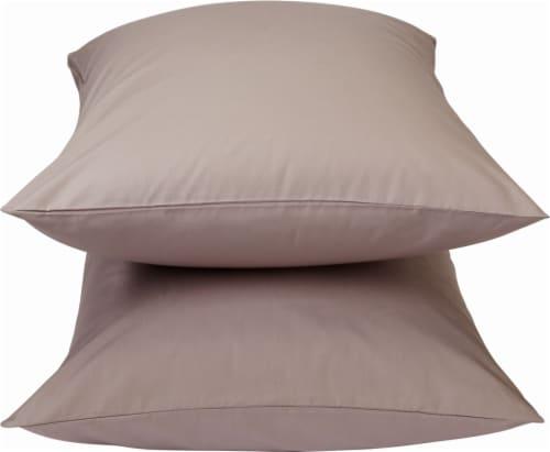 HD Designs 300 Thread Pillowcase - 2 Pack - Cloudburst Perspective: front