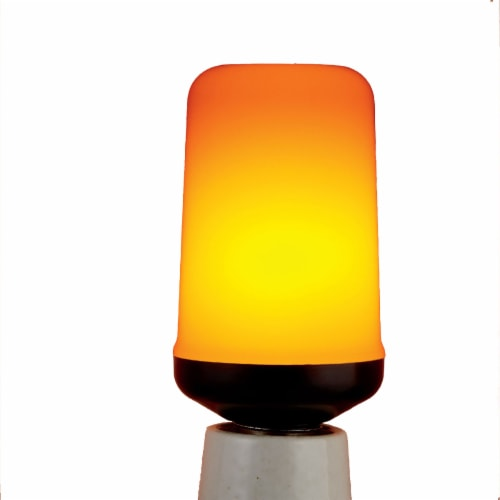 Holiday Home® LED Flickering Flame Light Bulb Perspective: front