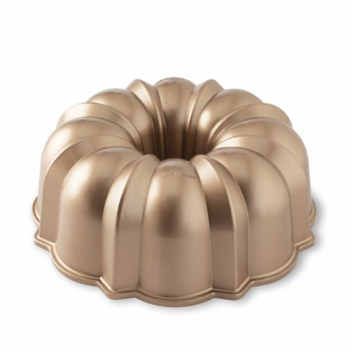 Dash of That™ Original Bundt Pan - Bronze Perspective: front