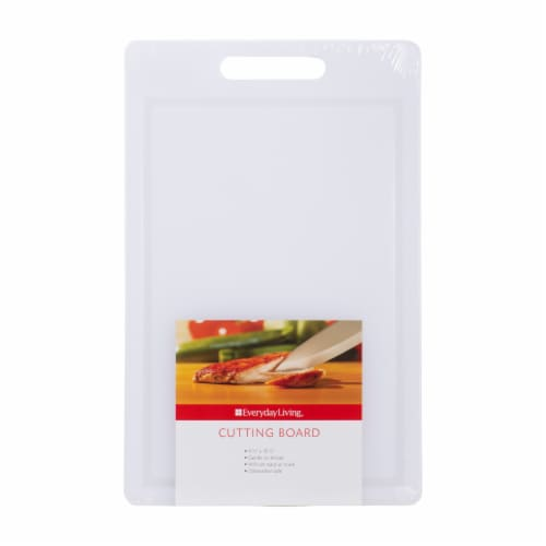 Everyday Living® Cutting Board - Red Perspective: front