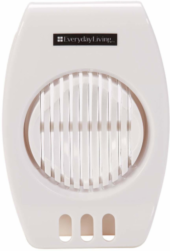 Everyday Living® Euro Flex Egg Slicer - White Perspective: front