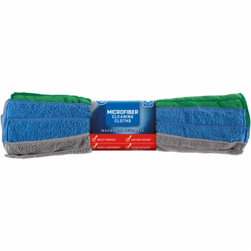 Kroger® Microfiber Cleaning Cloths Perspective: front