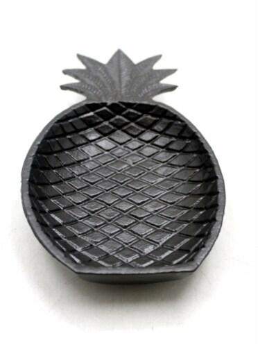 Food 4 Less Hd Designs Pineapple Decor Bowl Black 1 Ct