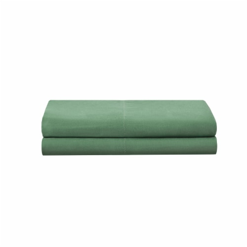 Modavari Home Fashions Pillow Case Set - Green Perspective: front