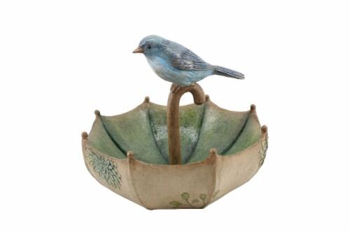 The Joy of Gardening Umbrella Bird Feeder Perspective: front