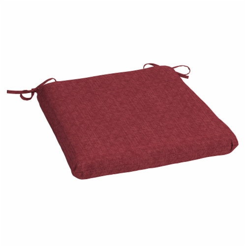 HD Designs Outdoors Seat Pad - Red Perspective: front