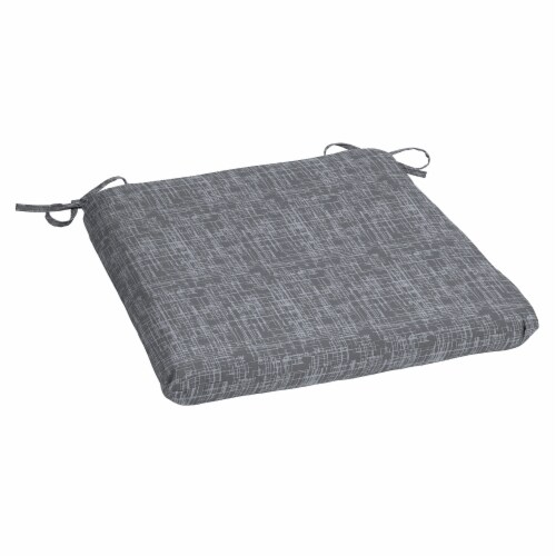 HD Designs Outdoors Seat Pad - Gray Perspective: front