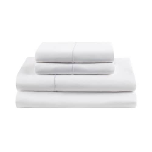 HD Designs Egyptian Cotton 500 Thread Count Sheet Set - 4 Piece - White Perspective: front