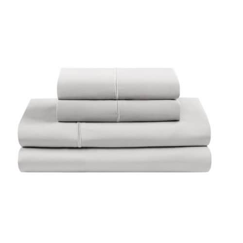 HD Designs Egyptian Cotton 500 Thread Count Sheet Set - 4 Piece - Ivory Perspective: front