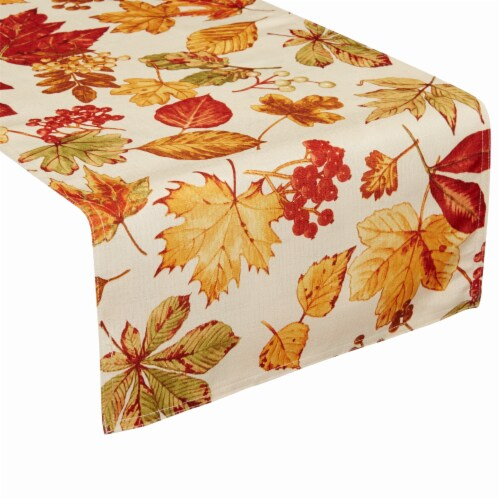 Holiday Home Glenwood Table Runner Perspective: front