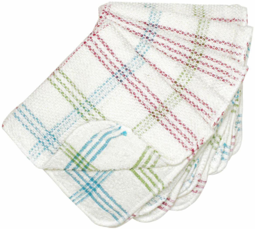 Everyday Living Bright Scrubber Dish Cloths Perspective: front