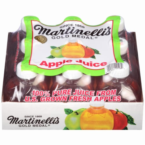 Martinelli's Apple Juice Perspective: front