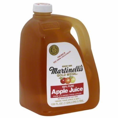 Ralphs Martinelli S Gold Medal Apple Juice 128 Fl Oz