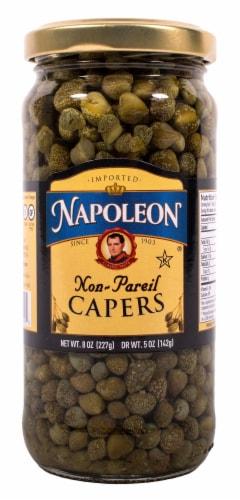 Napoleon Non-Pareil Capers Perspective: front