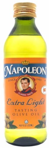 Napoleon Extra Light Olive Oil Perspective: front