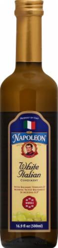 Napoleon White Balsamic Vinegar Perspective: front