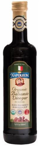 Napoleon Organic Balsmic Vinegar Perspective: front