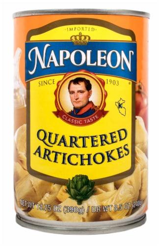 Napoleon Quartered Artichokes Perspective: front