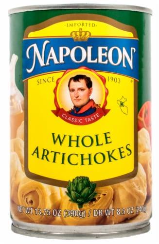Napoleon Whole Artichokes Perspective: front