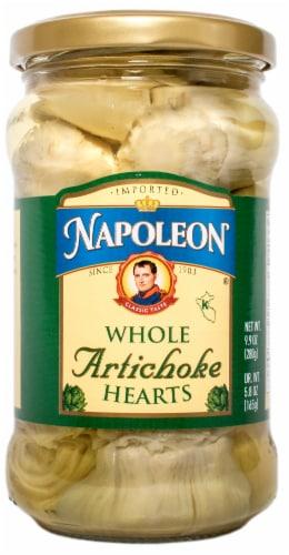 Napoleon Whole Artichoke Hearts Perspective: front