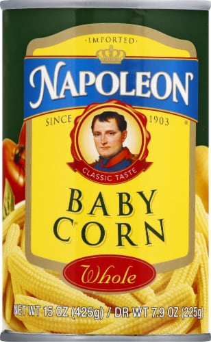 Napolean Whole Baby Corn Perspective: front