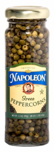 Napoleon Green Peppercorns Perspective: front
