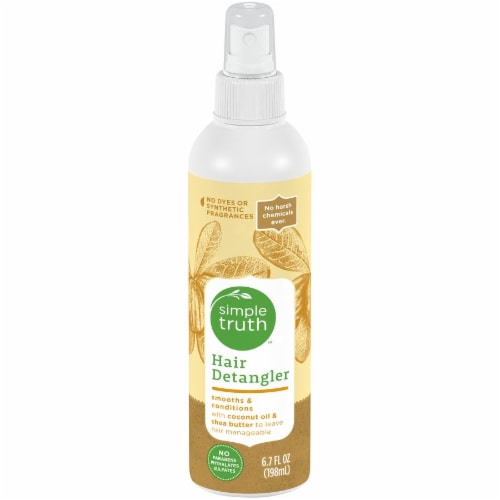 Simple Truth™ Hair Detangler Perspective: front