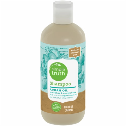 Simple Truth™ Argan Oil Shampoo Perspective: front