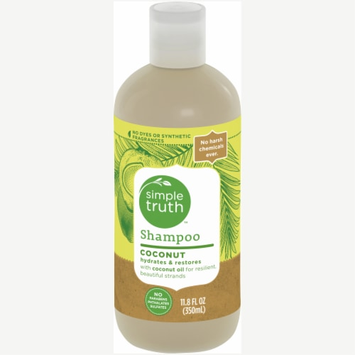 Simple Truth™ Coconut Shampoo Perspective: front