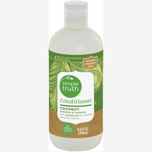 Simple Truth™ Coconut Conditioner Perspective: front
