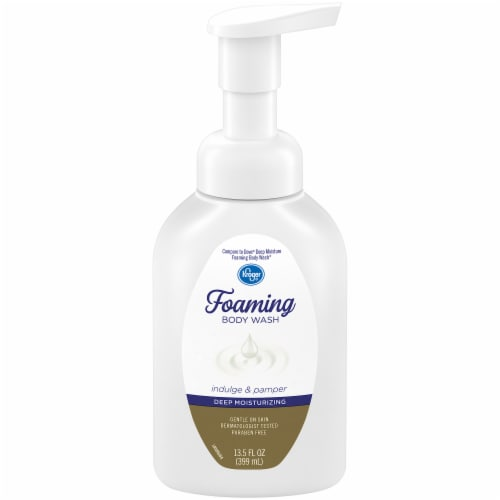 Kroger® Deep Moisturizing Foaming Body Wash Perspective: front