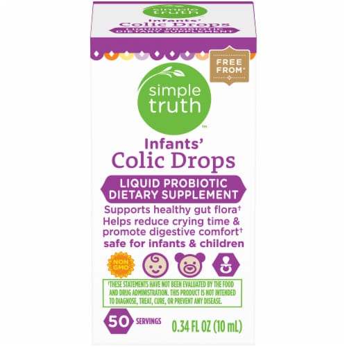 Simple Truth™ Infants' Colic Drops Perspective: front