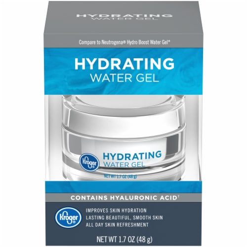 Kroger® Hydrating Water Gel Perspective: front