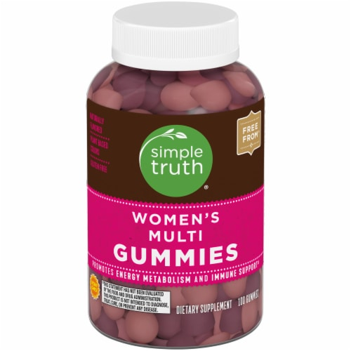 Simple Truth™ Women's Multi Gummies Perspective: front