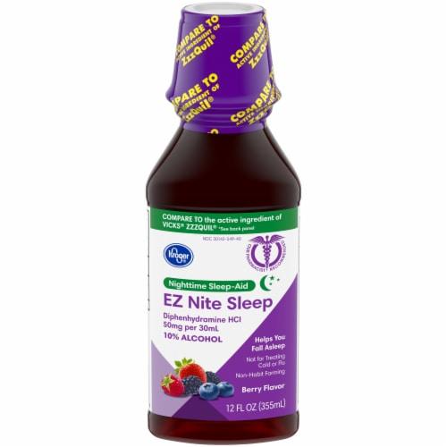 Kroger® EZ Nite Sleep Aid Perspective: front
