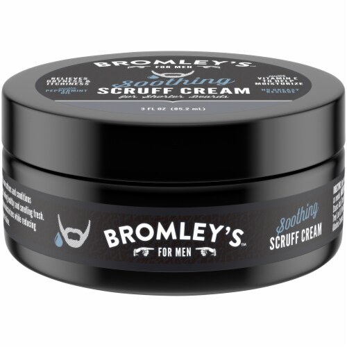 Bromley's™ For Men Soothing Scruff Cream Perspective: front