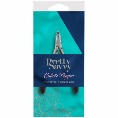 Pretty Savvy Cuticle Nipper Perspective: front