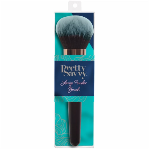 Pretty Savvy Large Powder Brush Perspective: front