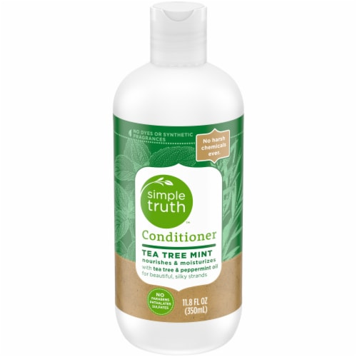 Simple Truth™ Tea Tree Mint Conditioner Perspective: front