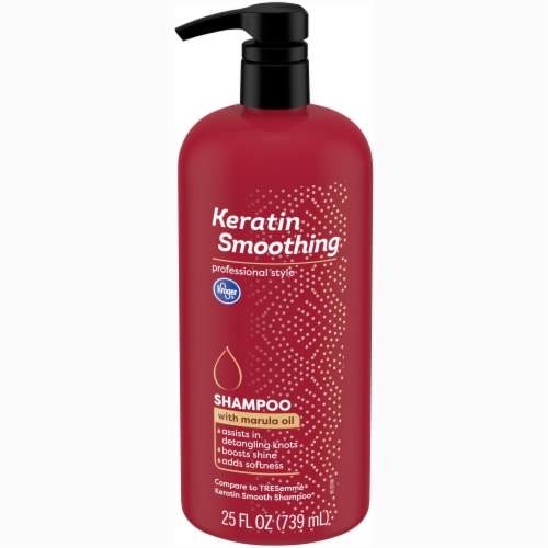 Kroger® Keratin Smoothing Shampoo Perspective: front