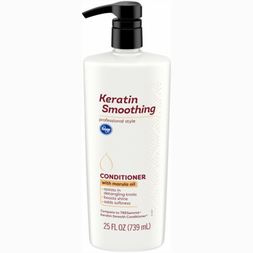 Kroger® Keratin Smoothing Conditioner Perspective: front