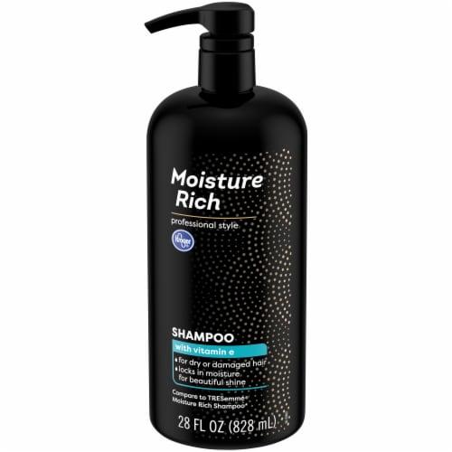 Kroger® Moisture Rich Shampoo Perspective: front
